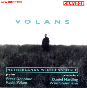 Volans: Concerto for Piano and Winds