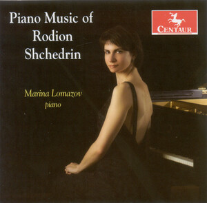 The Piano Music of Rodion Shchedrin