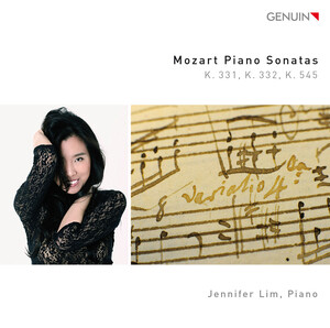 Mozart: Piano Sonatas, K.331, K.332 and K.545