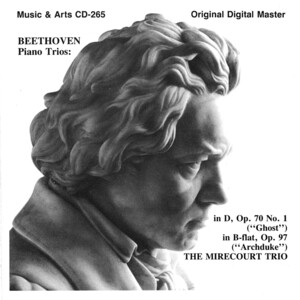 Beethoven: Piano Trios No.1 ('Ghost') and No.97 ('Archduke')