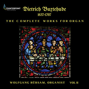 Buxtehude: Complete Works for Organ, Vol.2