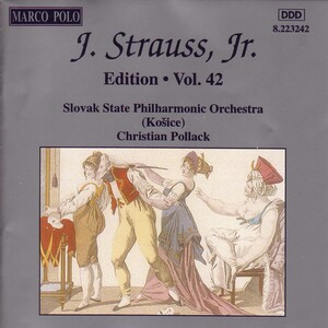 J. Strauss, Jr. Edition, Vol.42
