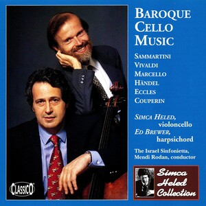 Baroque Cello Music