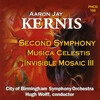 Aaron Jay Kernis: Second Symphony; Musica Celestis; Invisible Mosaic 3