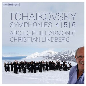 Tchaikovsky: Symphonies No.4, 5 and 6
