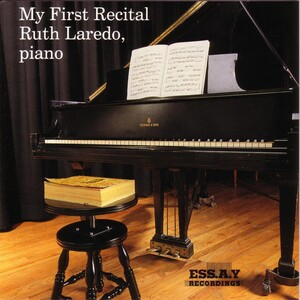 My First Recital, Piano works of Bach, Mozart, Beethoven, Chopin