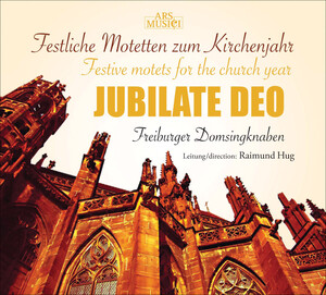 Choral Music (Sacred) - HAYDN, M. / ALBRECHTSBERGER, J.G. / GASSMANN, F.L. (Jubilate Deo - Festive Motets for the Church Year) (Hug)