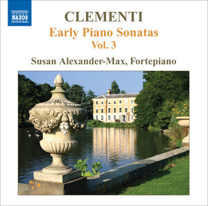 Clementi: Early Piano Sonatas, Vol.3