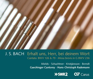Bach: Cantatas, BWV126 and 79 and Mass in G Major, BWV236