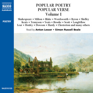 Collection: Popular Poetry: Popular Verse, Vol.1 (Audio Book)
