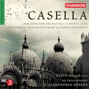Casella: Orchestral Works, Vol.2