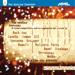 The Aeolian Company: Original Compositions and Arrangements for Pianola