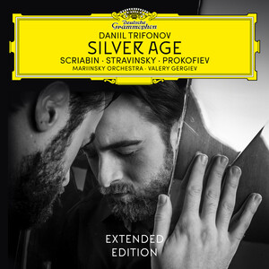 Scriabin: Eight Etudes, Op. 42: V. in C Sharp Minor: Affannato