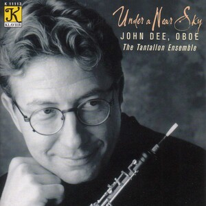 Under a Near Sky: Works for oboe by Mozart, Vaughan Williams, Loeffler, etc.