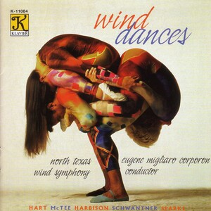 Wind Dances: Music for Wind Ensemble