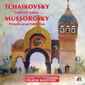 Tchaikovsky: Capriccio italien, Op.45; Mussorgsky: Pictures at an Exhibition (Orch. M. Ravel)