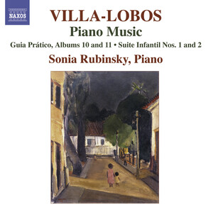 Villa-Lobos: Piano Music, Vol.8