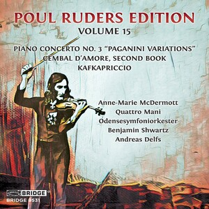 Poul Ruders Edition, Vol.15