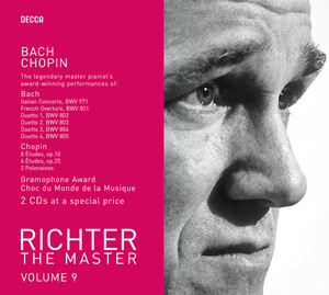 Bach & Chopin: Works for Piano