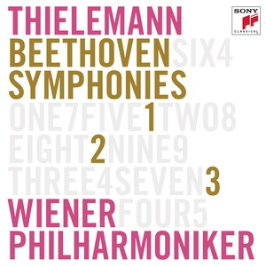 Beethoven: Symphonies Nos.1, 2 and 3