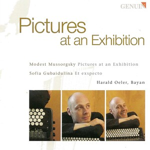 Mussorgskty: Pictures At An Exhibition; Gubaidulina: Et Exspecto