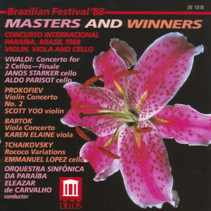 Brazilian Festival '88: Masters and Winners