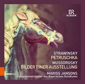 Stravinsky: Petrushka; Mussorgsky: Pictures at an Exhibition
