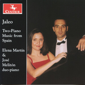 Jaleo: 2 Piano Music from Spain