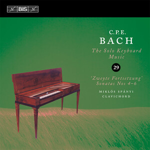 C.P.E. Bach: The Solo Keyboard Music, Vol.29