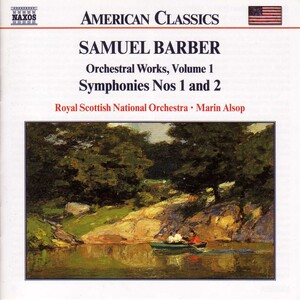 samuel barber first essay for orchestra