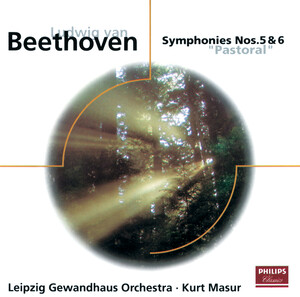 Beethoven: Symphonies Nos.5 and 6 ('Pastoral')