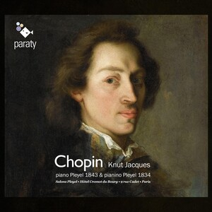 Chopin: Piano Pleyel 1843 and Pianino Pleyel 1834
