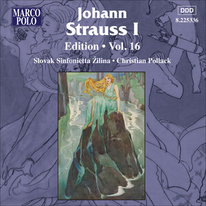 Johann Strauss I: Edition, Vol. 16