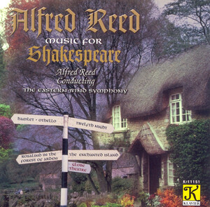 Alfred Reed: Music for Shakespeare