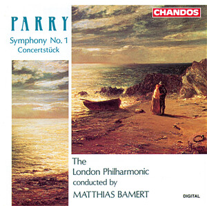 Parry: Symphony No.1; Concertstück in G minor