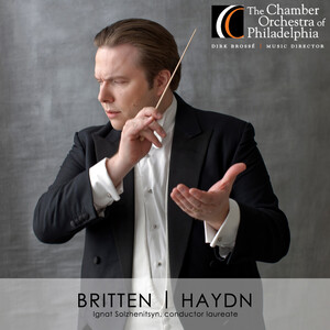 Britten: Variations on a Theme of Frank Bridge, Op.10; Haydn: Symphony No.94 in G Major, Hob.I:94