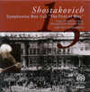 Shostakovich: Symphonies Nos.1 and 3 'The First of May' [Hybrid SACD]