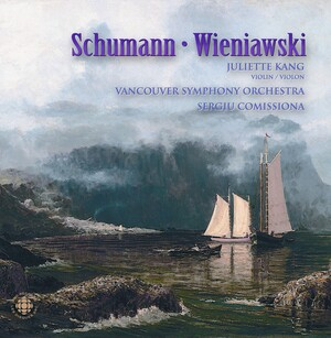 Schumann and Wieiawski