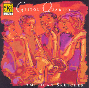 Capitol Quartet: American Sketches