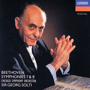 Beethoven: Symphonies 7 and 8