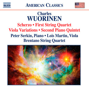 Wuorinen: Scherzo; String Quartet No.1; Viola Variations; Piano Quintet No.2