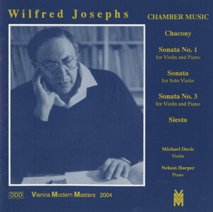 Wilfred Josephs: Music for Violin and Piano