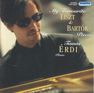 My Favourite Liszt and Bartok pieces