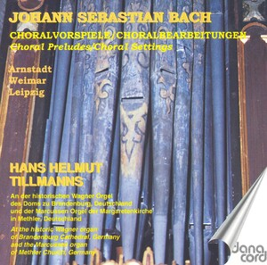 Bach, J.S.: Organ Music, Vol.1