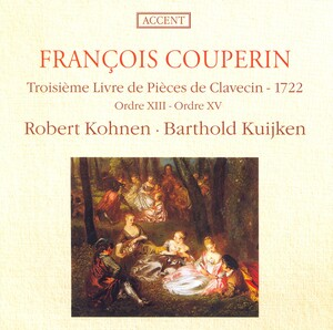 Couperin: Pieces De Clavecin, Book 3