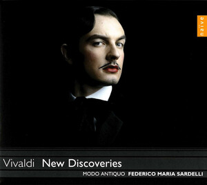 Vivaldi: New Discoveries, Vol.1
