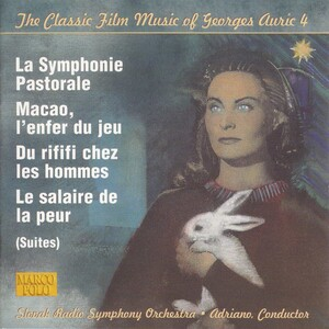 The Classic Film Music of Georges Auric, Vol. 4