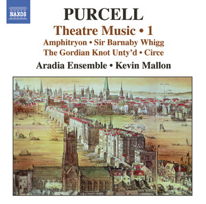 Purcell: Theatre Music, Vol.1