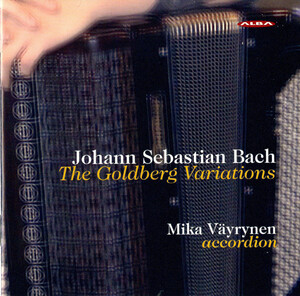 Bach: Goldberg Variations, BWV988