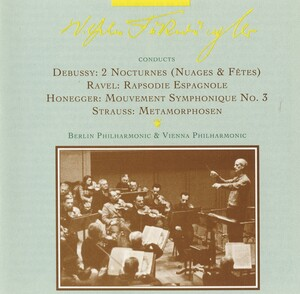 Claude Debussy: 2 Nocturnes; Ravel: Rapsodie Espagnole; Honegger: Mouvement Symphonique No.3